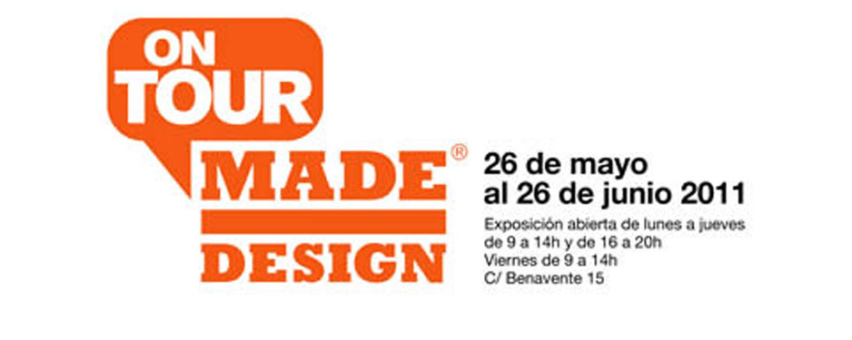 "Inauguramos la exposición ""Made on Tour"""